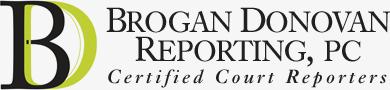 Brogan Donovan Reporting, PC